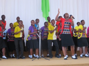 The Imani Children's Choir