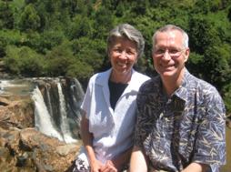Alene & Steve Burgert